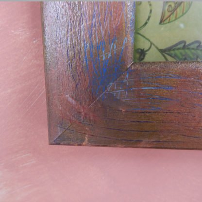 danasimson.com hand painted frame detail