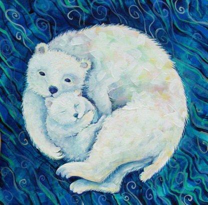Danasimson.com Polar bear image