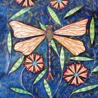 danasimson.com art print dragonfly