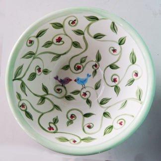 Danasimson.com Happy nest bowl pastel palette