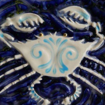 Danasimson.com Crab relief detail