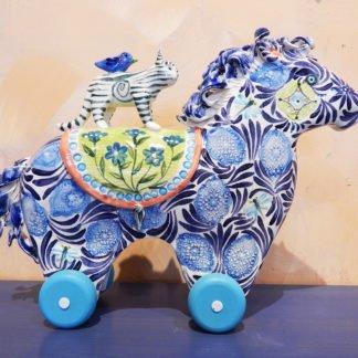 Danasimson.com circus horse
