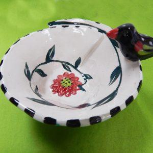 birdie bowls & ornaments