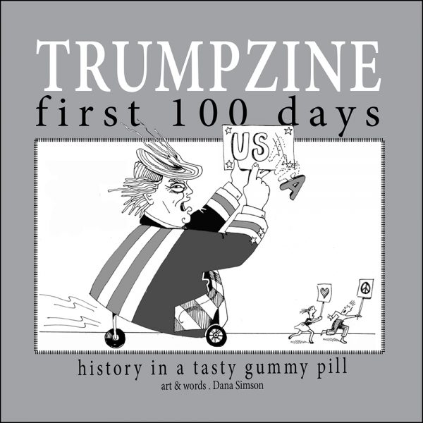 Trump humor book