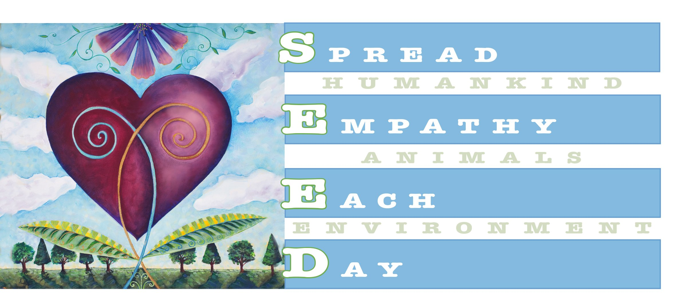 logo for Seed spread empathy each day