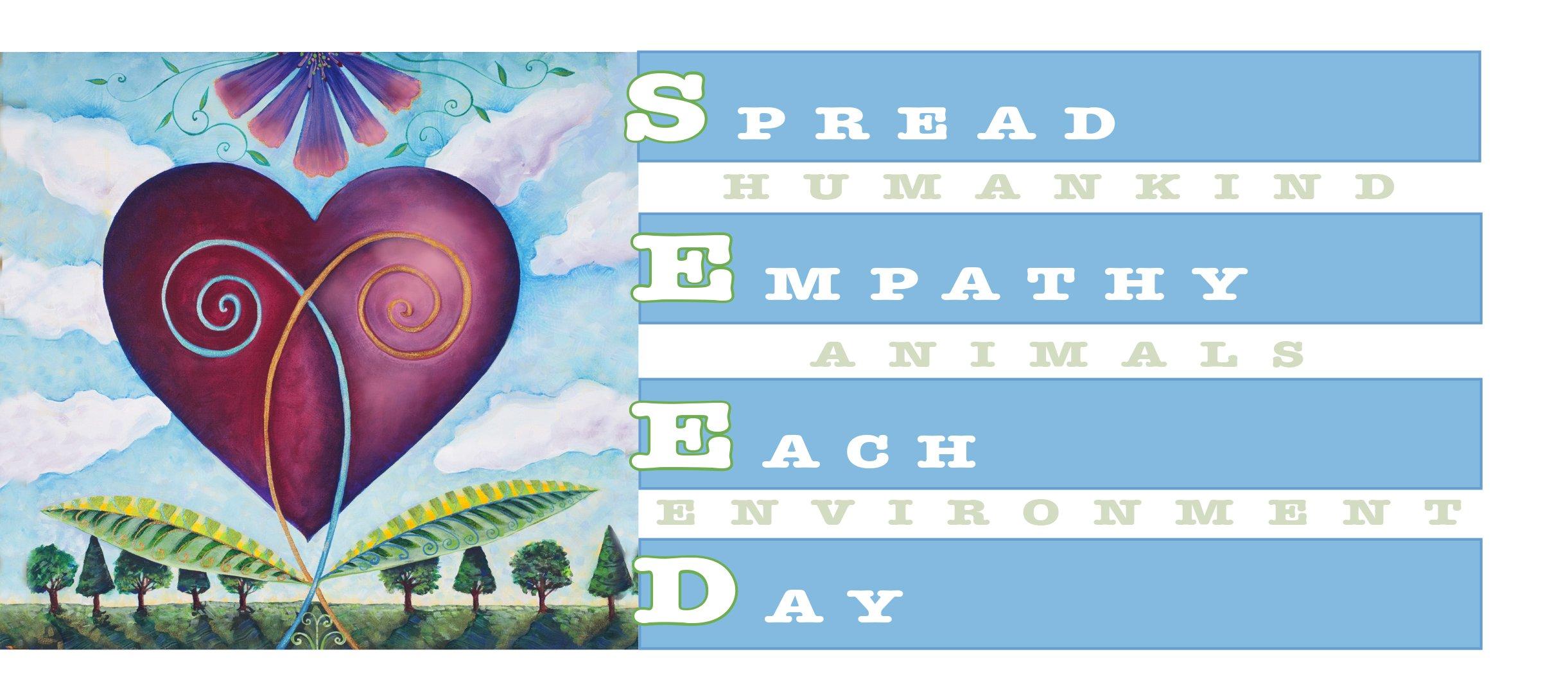 logo for Seed spread empathy each day