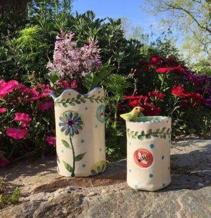 adorable bud vases